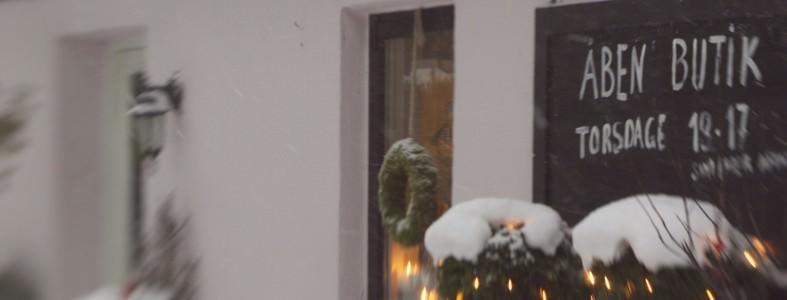 Jule åben